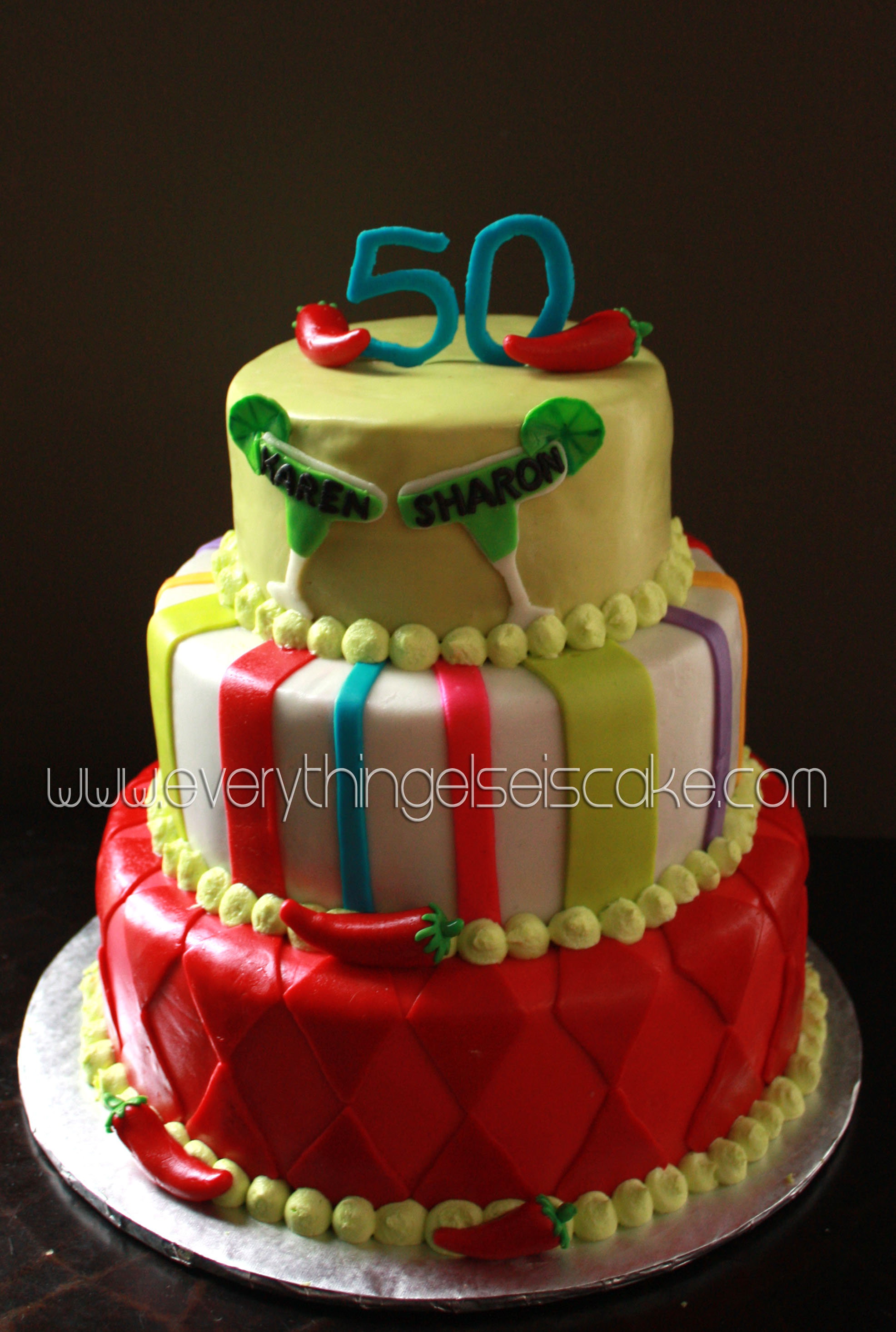 50 Everything Else Is Cake