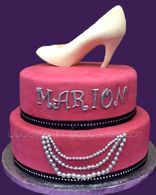 Marion Cake